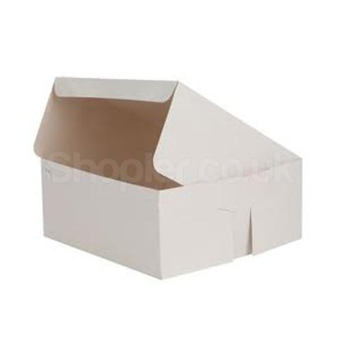 Cake Box 7x7x4 Inch - SHOPLER.CO.UK