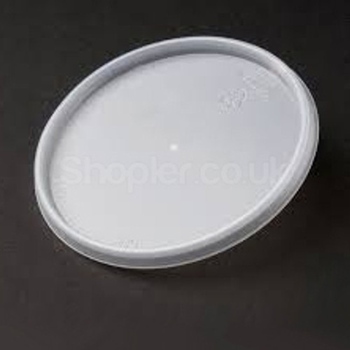 Dart [32CLR] Plastic Lid Clear [J32 series] - SHOPLER.CO.UK