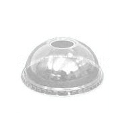 Dart 16LCDH Plastic Lid Domed 12oz & 20oz - SHOPLER.CO.UK