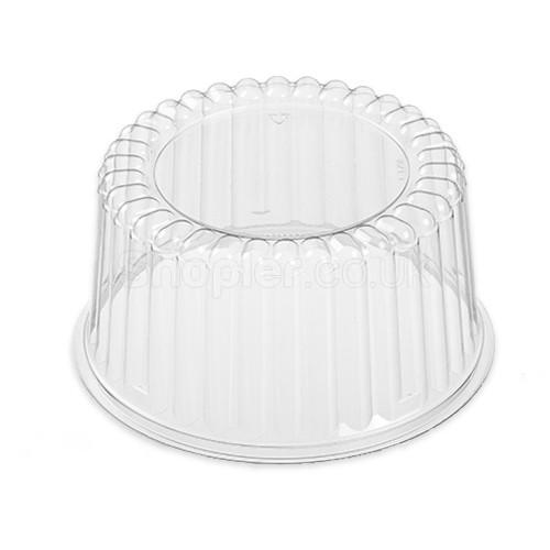 GPI Actipack [22DX03] Clear Cake Domed Lid [8.5x3i - SHOPLER.CO.UK