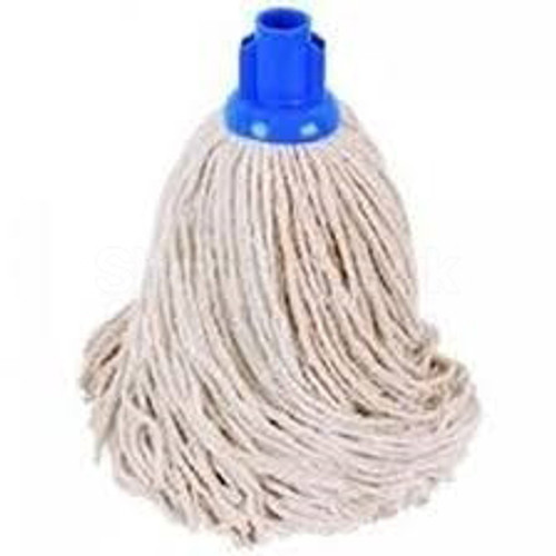 Mop Head Cotton Blue Socket No16 - SHOPLER.CO.UK