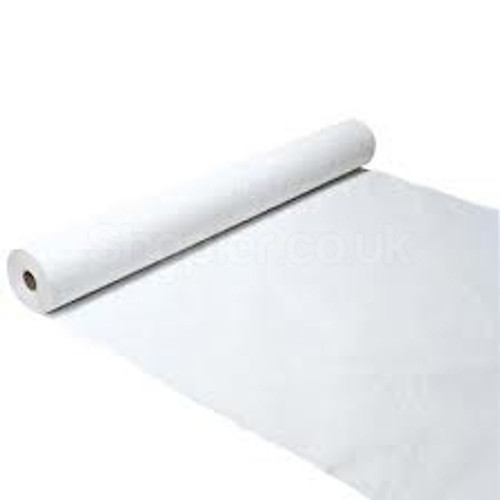 Dispo Paper Banqueting Roll White 114cm x 100m - SHOPLER.CO.UK