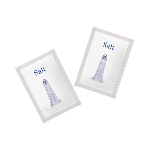 Salt Sachet - SHOPLER.CO.UK