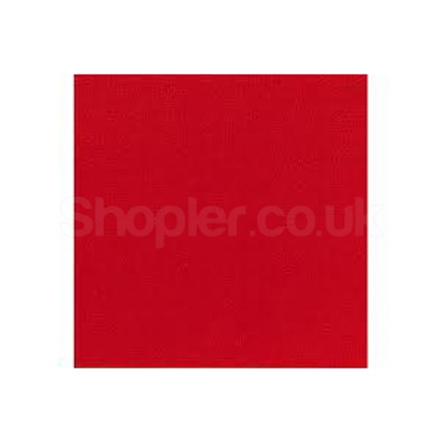 Swantex Red Napkin 2ply  25x25cm a pack of 2000 - SHOPLER.CO.UK