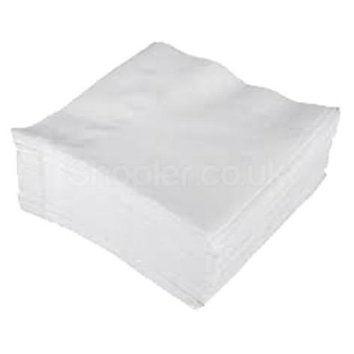 Tablin White Napkin a pack of 500 - SHOPLER.CO.UK