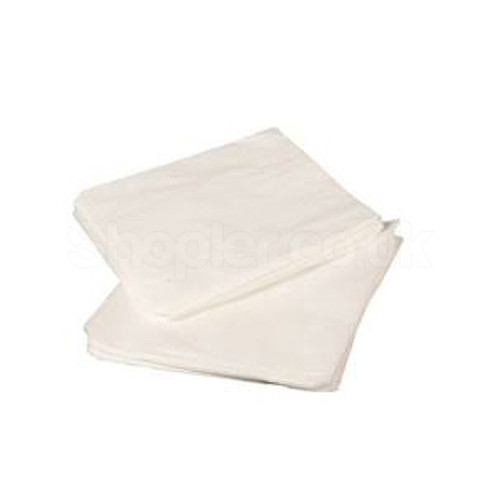 White Greaseproof Paper Bag [8.5x8.5Inch] Strung - SHOPLER.CO.UK