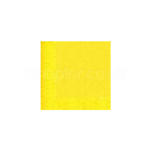 Wipe-Up Napkin Yellow 2ply [40x40cm] - SHOPLER.CO.UK