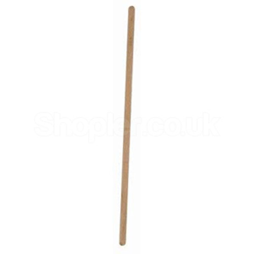 Wooden [18cm] Stirrer a pack of 1000 - SHOPLER.CO.UK