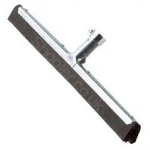Zinc Plated Floor Squeegees 45cm - SHOPLER.CO.UK