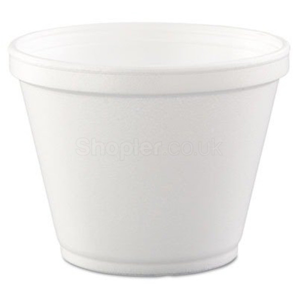 12oz DART Container Squat [12SJ20] a pack of 500 - SHOPLER