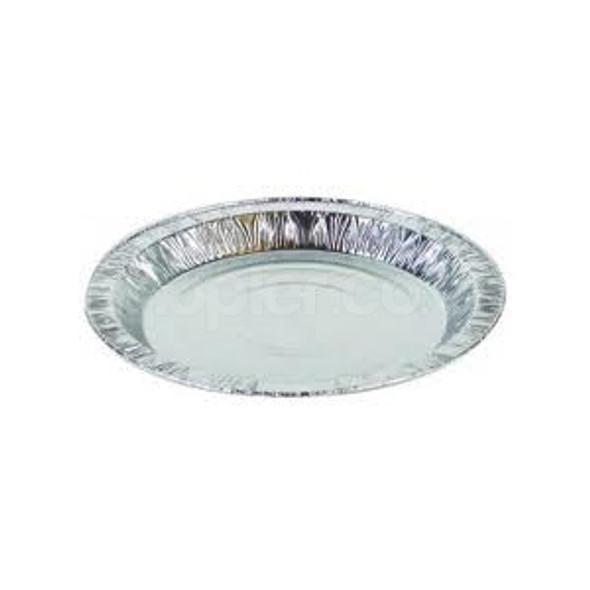 Aluminium pie plate 10 Inch a pack of 180 - SHOPLER