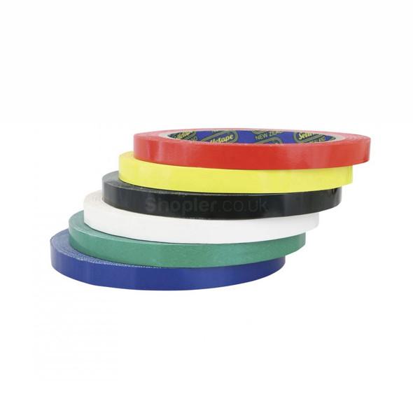 Counter Tape [9mm]- Bag Neck Sealer Tape 9mm - SHOPLER.CO.UK