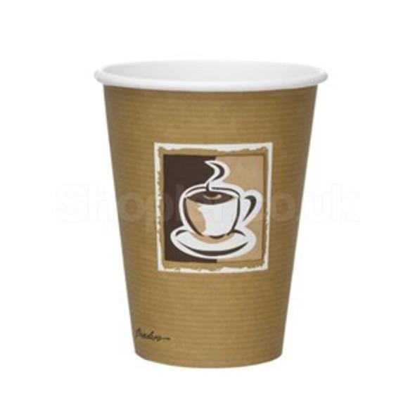 Bender Coffee Paper Cup Hot [12oz] 340ml - SHOPLER