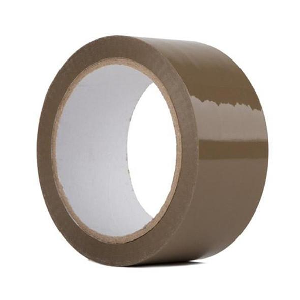 """Brown Parcel Tape 2"""" - SHOPLER"""