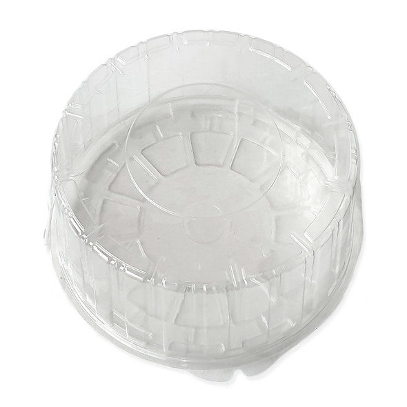 Cake Container 10 Inch Round, Lid and Base - SHOPLER.CO.UK