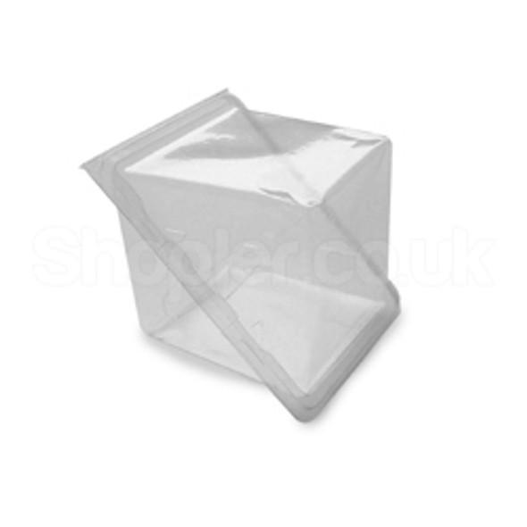 Catering Size Plastic Sandwich Wedge [SW0500] - SHOPLER
