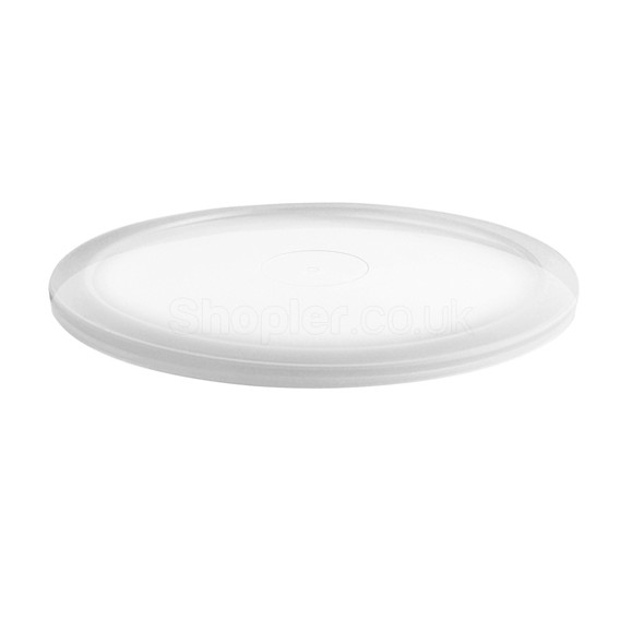 Clear Deli Lids for Somoplast [SRC250-350 Containe] - SHOPLER.CO.UK