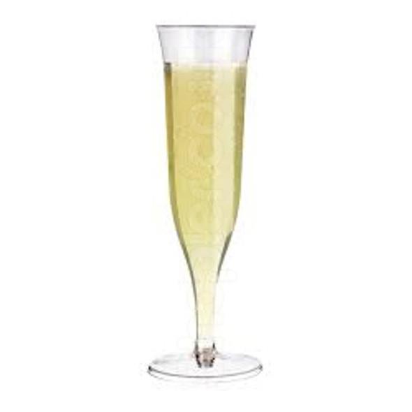 Swirl Champagne Glass 170ml - SHOPLER