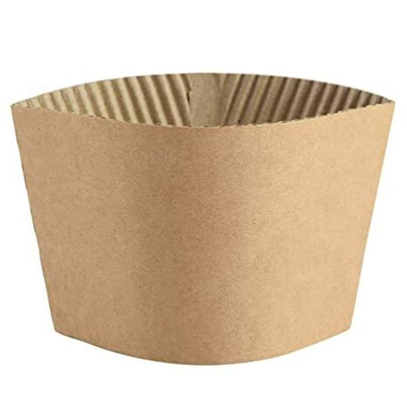 Coffee Clutch Brown [8oz -10oz] Plain - SHOPLER.CO.UK