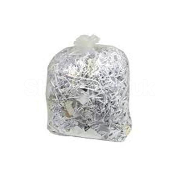 Compactor Clear refuse Bag Polythene 20x34x47Inch - SHOPLER.CO.UK