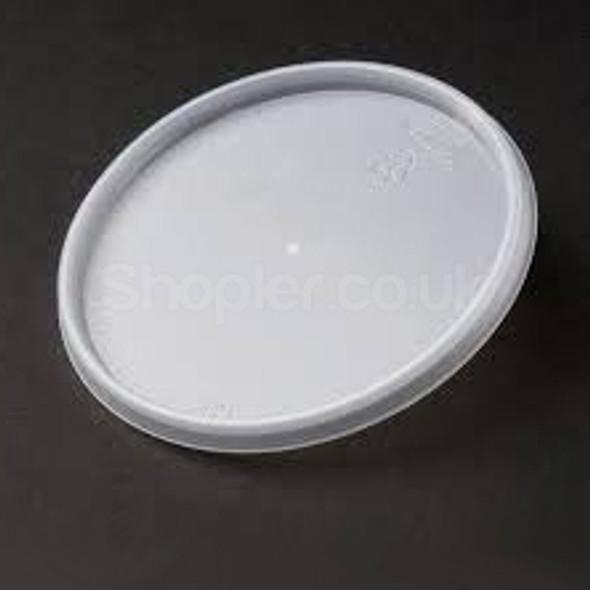 Dart [32CLR] Plastic Lid Clear [J32 series] - SHOPLER