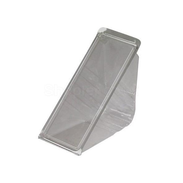 Deepfill Hinged Plastic Sandwich Wedge ZZ030 - SHOPLER