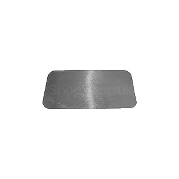 Nicholl [831200-501] Foil Board Lid 7x9 Inch - SHOPLER