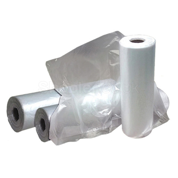 Food Bags On Roll Size 9x14x18Inch 20 Rolls of 250 - SHOPLER