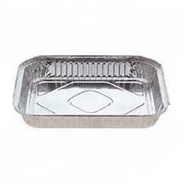 Full Deep Gastronorm Foil Container 86x325x527mm - SHOPLER