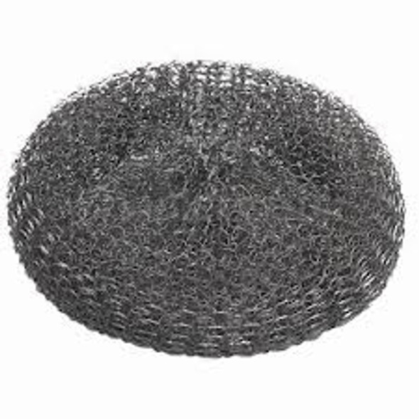 Galvanised Metal Scourer W40 a pack of 10 - SHOPLER.CO.UK