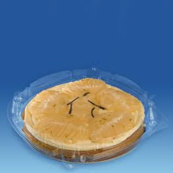 GPI Patipack [XG214] Clear Hinged Pie Pack a pack - SHOPLER.CO.UK