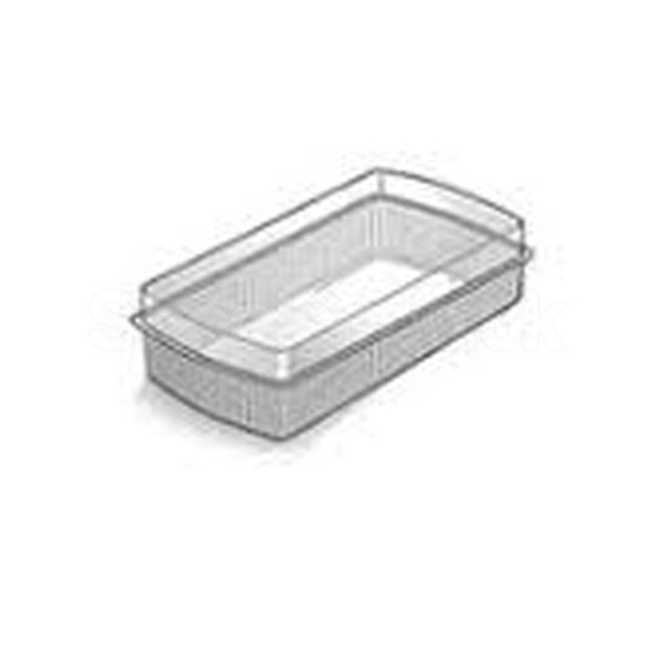 GPI Traitipack X09H65 Clear Hinged Square Containe - SHOPLER