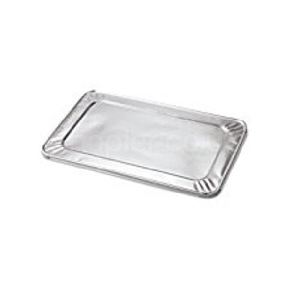 Half Gastronorm Foil Lid a pack of 125 - SHOPLER