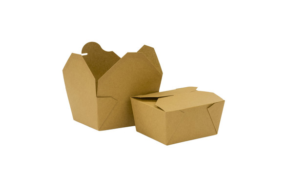 Leakproof Container No 1 Brown - SHOPLER