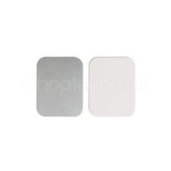 No1 Foil Board Lid a pack of 1000 - SHOPLER.CO.UK
