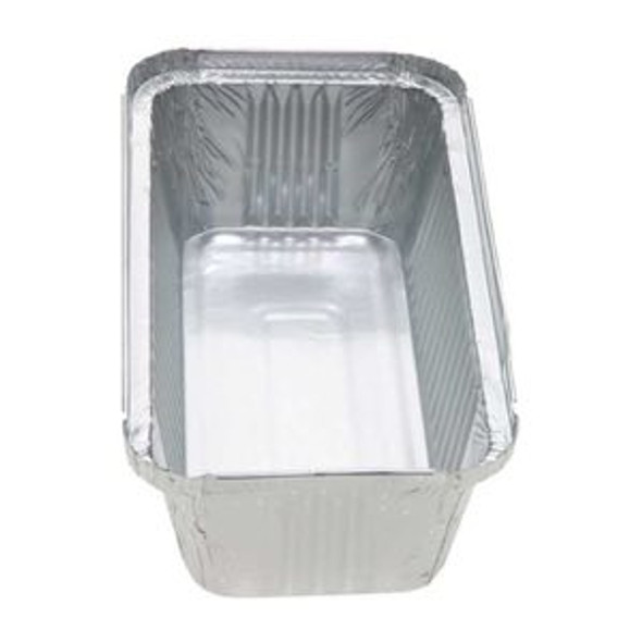 500 x No6 Foil Container - 110x210x60mm @shopler.co.uk