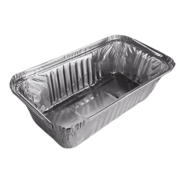 No.6A Aluminium Foil Container - SHOPLER