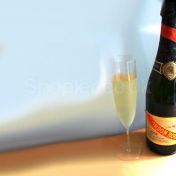 Plain Champagne Glass 170ml - SHOPLER