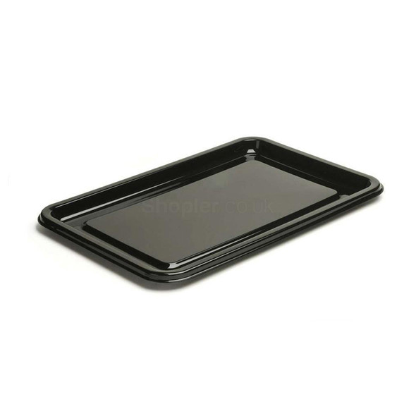 Plastic Platter Medium Rect.[390x295mm] - SHOPLER.CO.UK