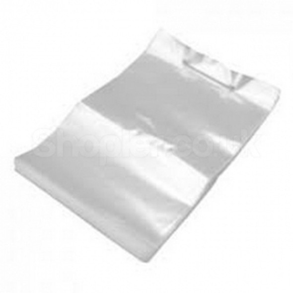 Poly Plain Snappy Bag [200x200mm] a pack of 2000 - SHOPLER.CO.UK