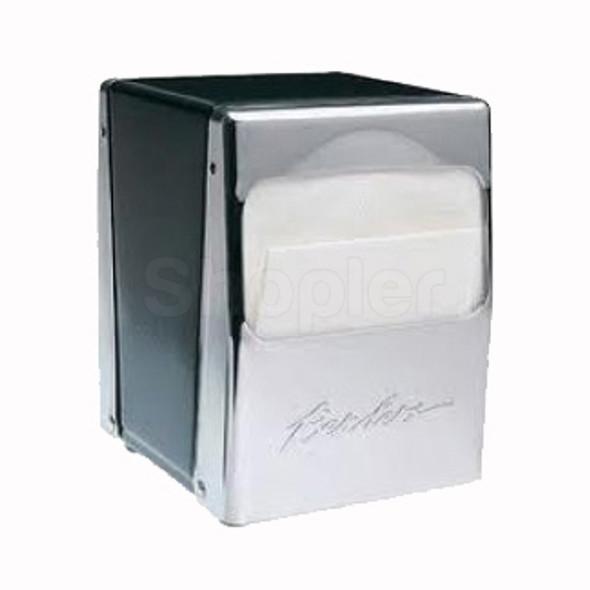 Poppies MZ Dispenser Napkin White [26X21cm] - SHOPLER
