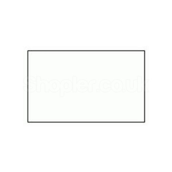 Price Label [CT7] White a pack of 30000 - SHOPLER