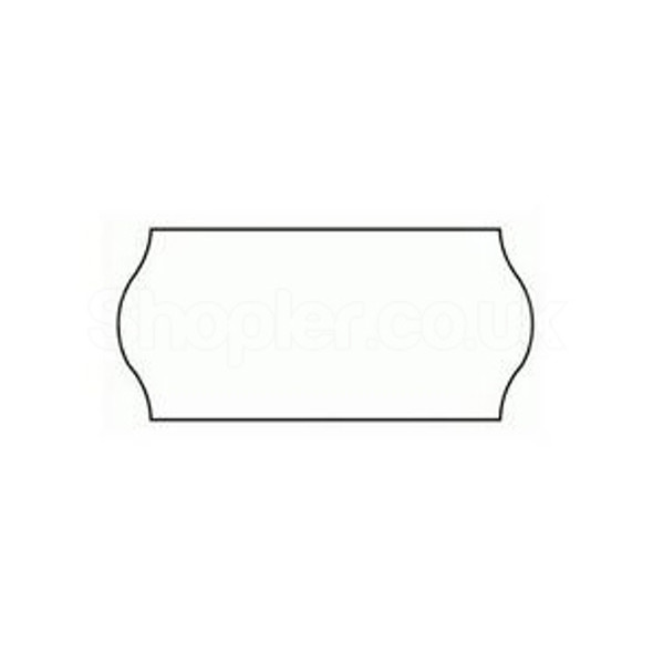 Price Label [CT4] White a pack of 45000 - SHOPLER