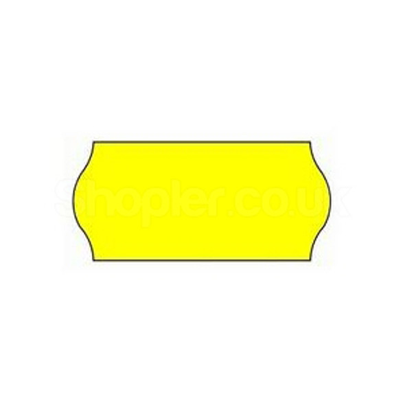 Price Label [CT4] Yellow a pack of 45000 - SHOPLER