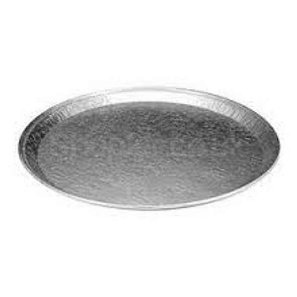 Round Aluminium Platter [12Inch] a pack of 50 - SHOPLER