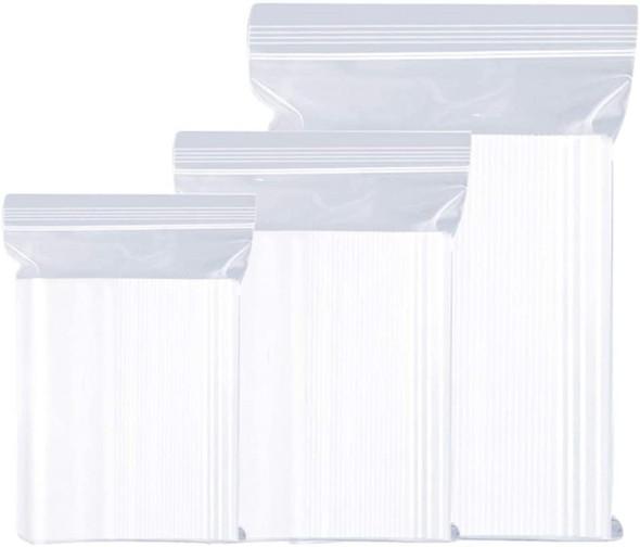 Self Sealed Clear Bag [4.5x4.5Inch] a pack of 100 - SHOPLER.CO.UK
