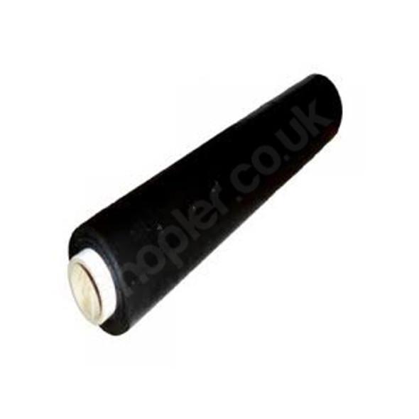 Shrink Wrap Black [400mm x 250m] 25micron 6 Roll - SHOPLER