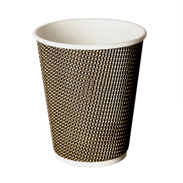 Signature VIP 8oz Hot Paper Cup - SHOPLER.CO.UK