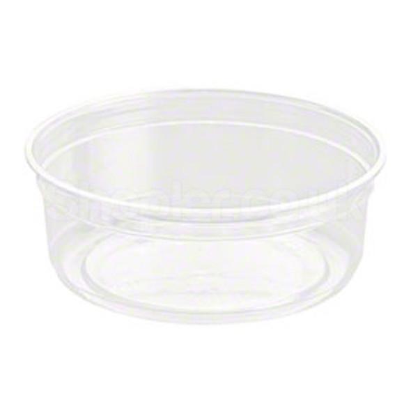Solo [DM8R] Alur Clear Deli Container [8oz] 237ml - SHOPLER