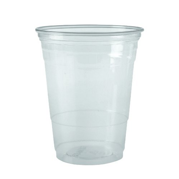 Solo [TP10] Plastic Cup Clear [10oz] 296ml - SHOPLER